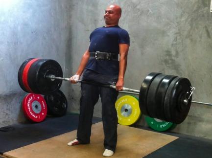 Deepak weights